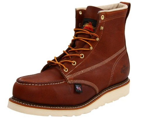 best work boots for painters thorogood