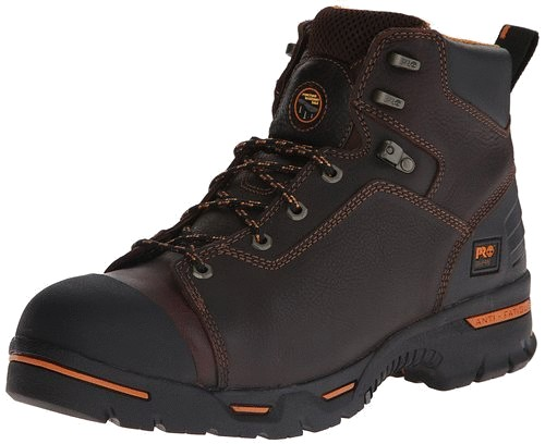 Best Work Boots For High Arches 3) Timberland PRO Men