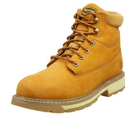 "best waterproof insulated work boots Wolverine ""Gold"" Insulated Waterproof Work Boots"