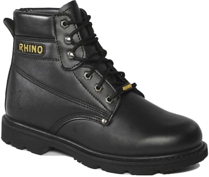 rhino best quality cheap work boots