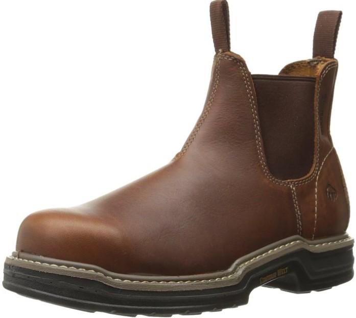 wolverine best station boots