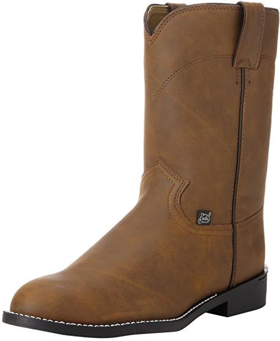 best farm work boots justin