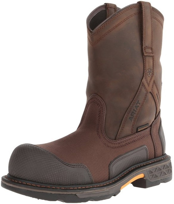 best composite toe work boots The Best Pull on Composite Toe Work Boots: Ariat Men