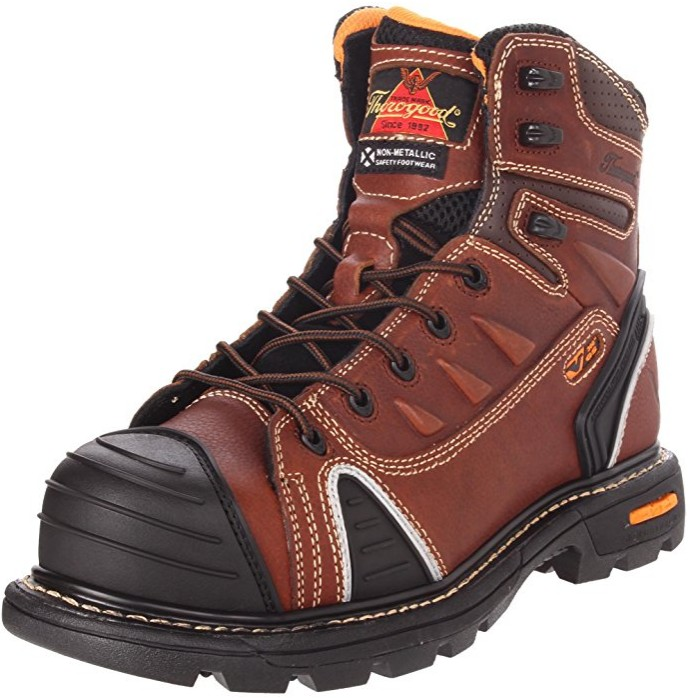 Best Work Boots For Electricians thorogood