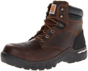 Best Work Boots For Chemicals 3. Carhartt Men