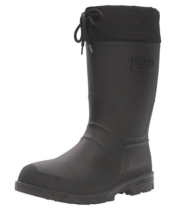 best insulated rubber boots Kamik Men