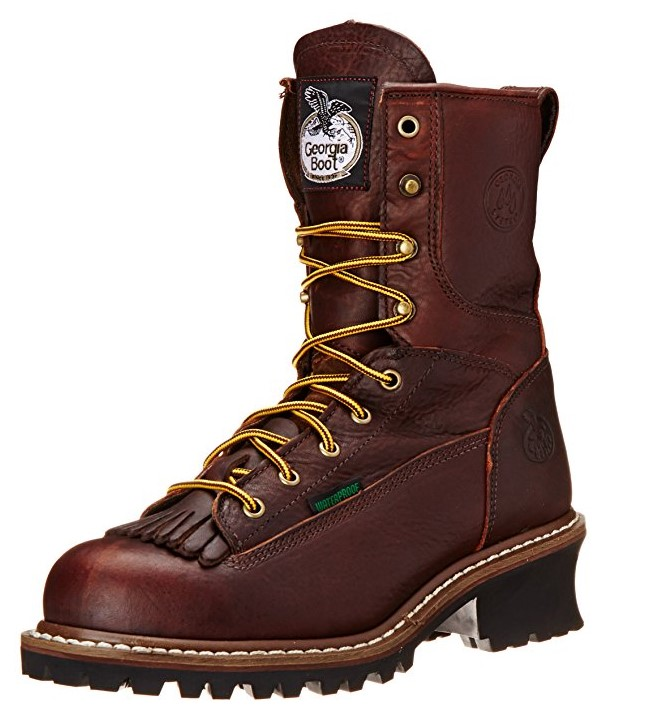 best logger boots The Most Durable Logger Boots: Georgia Boot Men's Loggers G7313 Work Boot.
