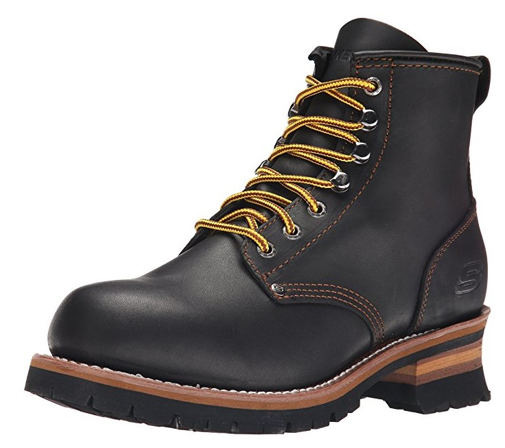 best logger boots The Best Price Logger Boots: Sketchers USA men's cascades logger boot.