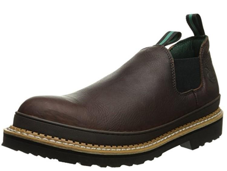 best slip on work boots Best-Value Slip On Work Boots: Georgia Men