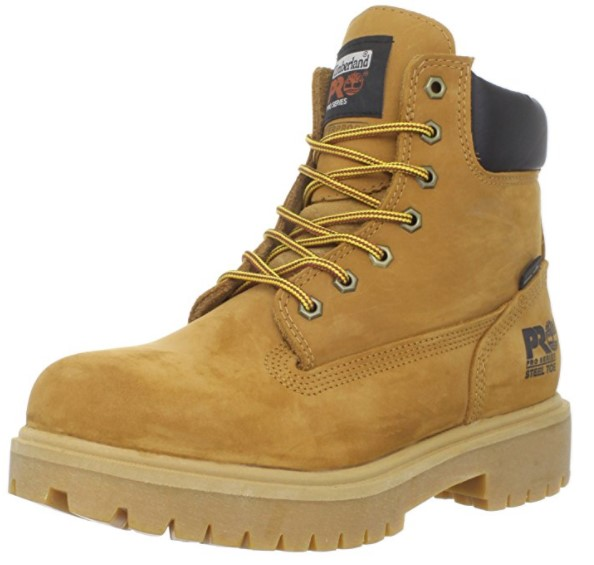 """best waterproof insulated work boots Timberland """"PRO Direct Attach"""" Steel Toe Waterproof Insulated Boot"""