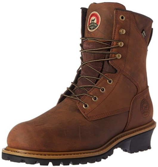 """best waterproof insulated work boots Irish Setter 83838 """"Mesabi"""" Waterproof Insulated Boot"""
