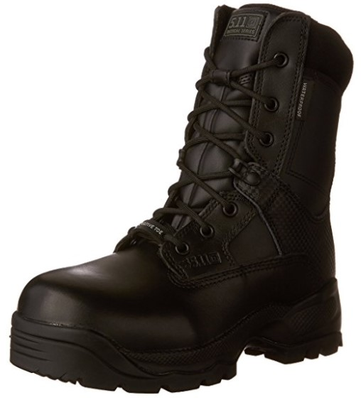 Best Ems Work Boots For Paramedics 2) 5.11 Tactical A.T.A.C. Shield Boots