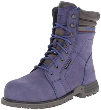 Best Work Boots For Women 2) Caterpillar Women