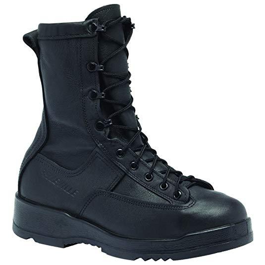 Best Military Boots & Combat Footwear 1) Belleville 800 ST Flight and Flight Deck Boots