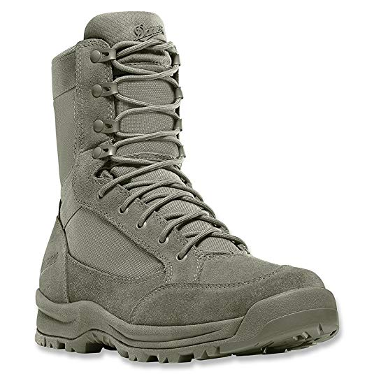 Best Military Boots & Combat Footwear 2) Danner Tanicus 8-Inch Hot Duty Boots