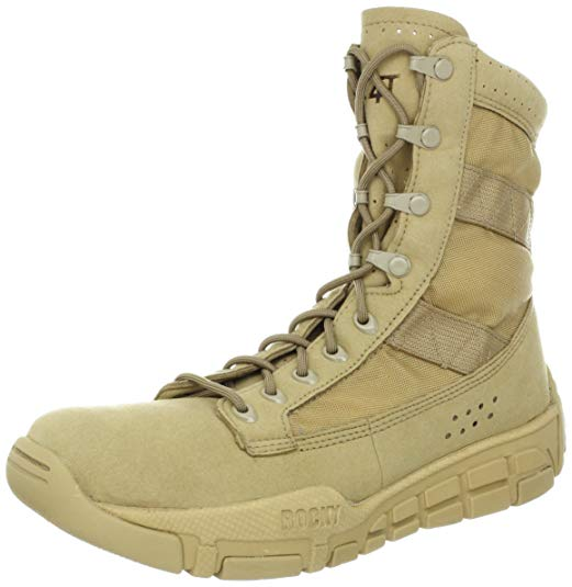 Best Military Boots & Combat Footwear 3) Rocky C4T Tactical Boots
