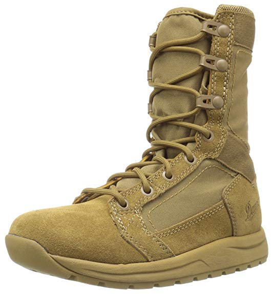 Best Military Boots & Combat Footwear 5) Danner Tachyon Coyote Military and Tactical Boots