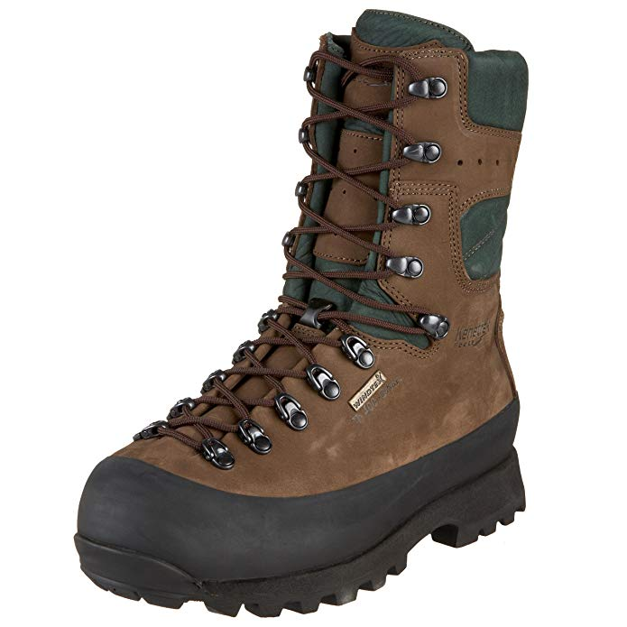 Warmest Hunting Boots for Cold Weathers #3 Kenetrek Mountain Extreme 400 Insulated Hunting Boots