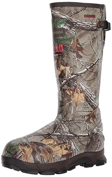 Warmest Hunting Boots for Cold Weathers #5 Lacrosse Men