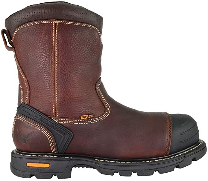 "Best Thorogood Boots Reviews 4) Thorogood Gen-flex2 8"" Insulated Waterproof Composite Safety Toe Boots"
