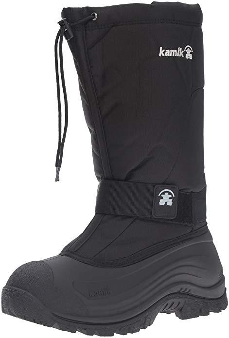 Best Snowmobiling Boots 1) Kamik Men