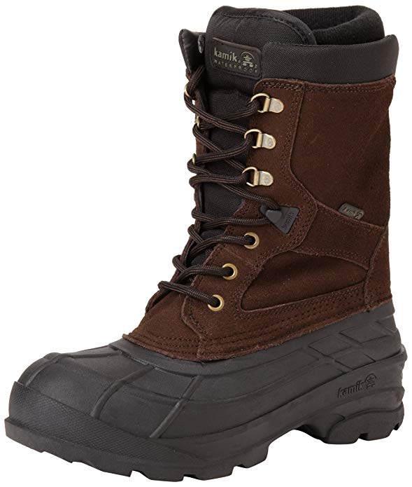 Best Snowmobiling Boots 3) Kamik Men