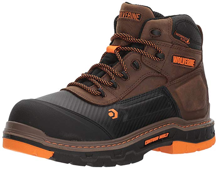 Best Work Boots For High Arches 2) Wolverine Men