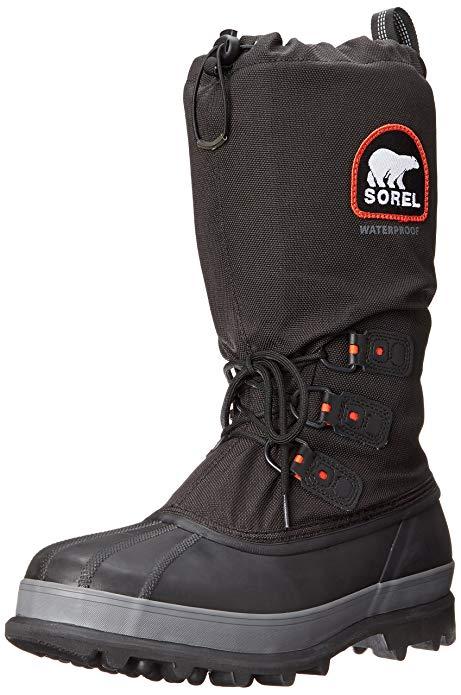 Best Snowmobiling Boots 4) Sorel Men