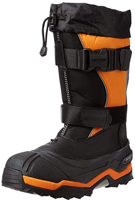 Best Snowmobiling Boots 5) Baffin Men