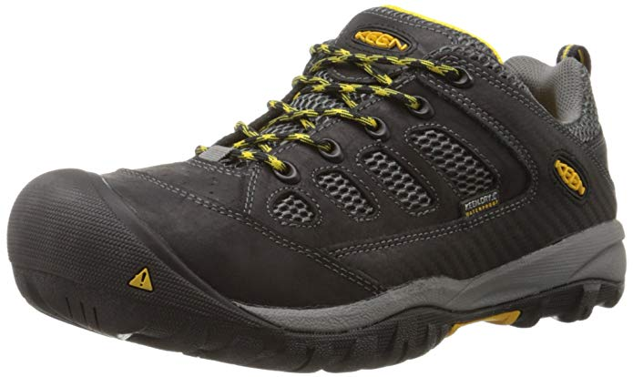 Best Work Boots For Sore Feet 5) KEEN Utility Men