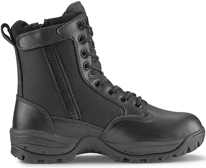 Best Zipper Work Boots 5) Maelstrom Men