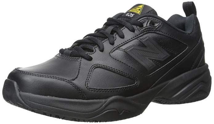 Best Work Shoes For Pharmacist 5) New Balance MID626K2 Slip Resistant Lace-Up Shoes for Pharmacists