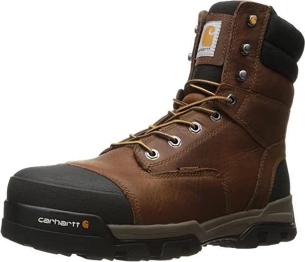 Best Work Boots For Chemicals 10. Carhartt Men