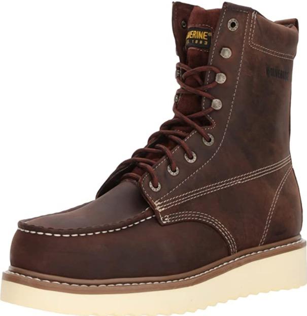 Best Wedge Work Boots 2. Wolverine Men
