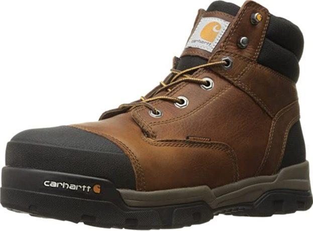 Best Work Boots For Chemicals 5. Carhartt Men