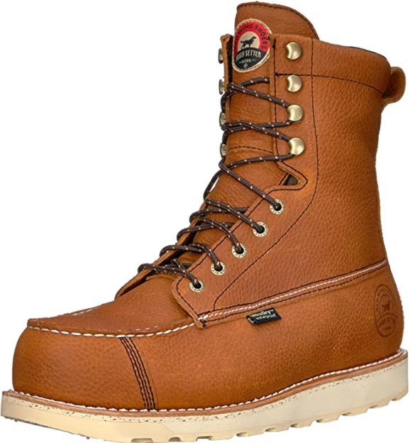 Best Wedge Work Boots 8. Irish Setter Men