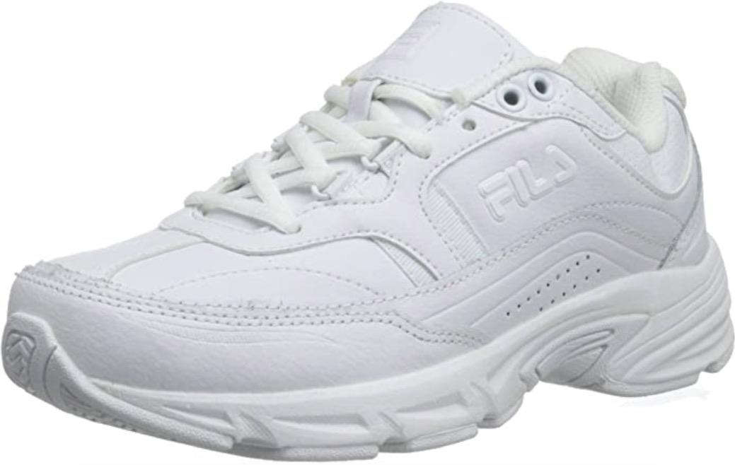 Best Work Shoes For Nurses 9. Fila Women